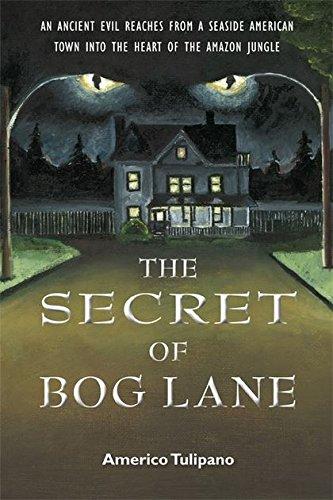 The Secret of Bog Lane Cover Image