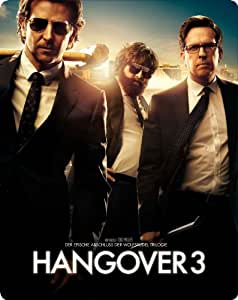 Hangover 3 Steelbook [Blu-ray] [Limited Edition]