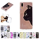 V-Ted Coque Apple iPhone XR Chat Silicone Ultra Fine Mince Bumper Housse Etui Cover...