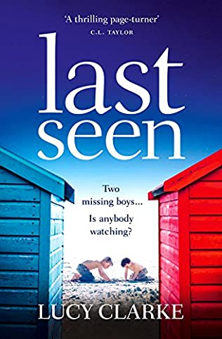 book cover of Last Seen