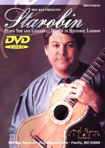 STAROBIN PLAYS SOR & GIULIANI REINO UNIDO DVD