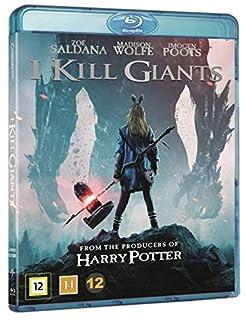 I Kill Giants (Blu-ray) [2017] Madison Wolfe, Zoe Saldana