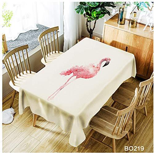 QWEASDZX Tischdecke Polyester Digitaldruck Rechteckige Tischdecke Antifouling Multifunktionale Tischdecke Wiederverwendbar Geeignet für den Innen- und Außenbereich 140x140cm -