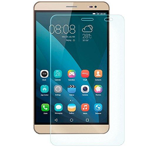 1x Display Schutzglas für Huawei MediaPad X1 / X2 (7.0 Zoll)   Härtegrad 9H   Kratzfest + Abwaschbar   sensible Touchfunktion bleibt erhalten