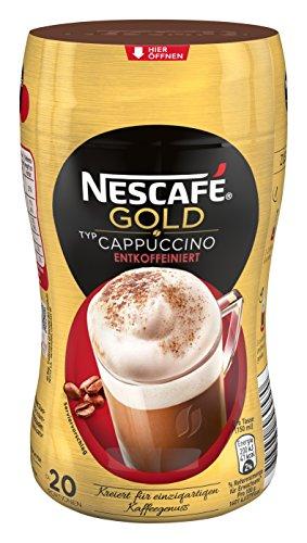 Nescafé Gold Typ Cappuccino Kaffee, 250 g