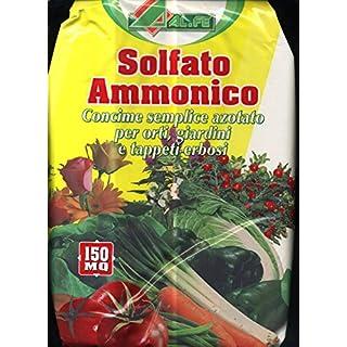ALFE Ammonium Sulphate Fertiliser azotato 5kg Pack