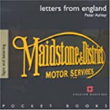 Letters from England - Traditional Lettering (English Heritage Pocket Books)