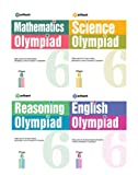 Best 6th Grade Books - Olympiad Books Practice Sets Reasoning,Mathematics,Science,English class 6 Review