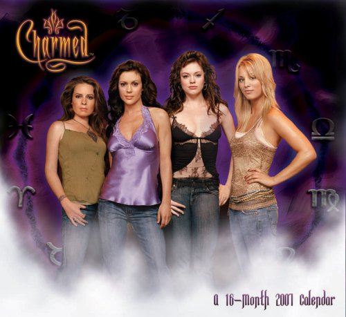 Click for larger image of Charmed 2007 Calendar