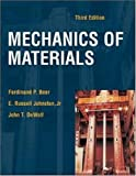Mechanics of Materials with Tutorial CD by Ferdinand P. Beer (2001-07-09)