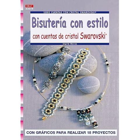 Bisuteria con estilo con cuentas de cristal swarovski