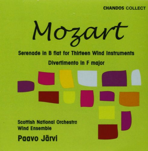 Mozart: Serenade in B flat for 1...