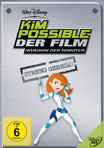 Kim Possible: Der Film - Invasion der Roboter
