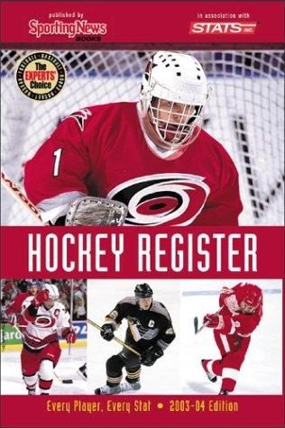 Hockey Register 2003--2004 por David Walton