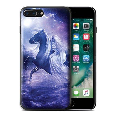 Officiel Elena Dudina Coque / Etui pour Apple iPhone 7 Plus / Pack 9pcs Design / Super Héroïne Collection Amazona