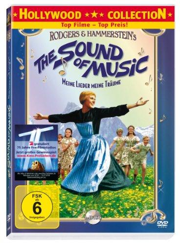 Bild von The Sound of Music - Meine Lieder, Meine Träume (Einzel-DVD)
