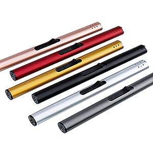 Pitaya 6x Encendedor de Cocina, Encendedores de Velas,Encendedores elegantes y de largo alcance Slimline Encendedor de…