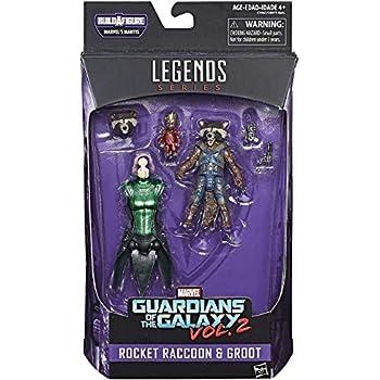 MARVEL Legends Series Action Figure 15CM Guardiani Della Galassia Nebula