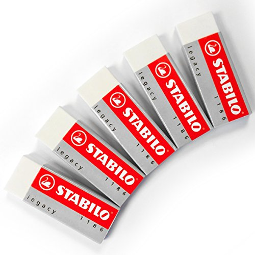 stabilo-legacy-large-white-eraser-plastic-rubber-erasers-pack-of-5-erasers