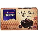 Meßmer Schoko-Kirsch-Brownie, 18 Beutel, 40.5 g