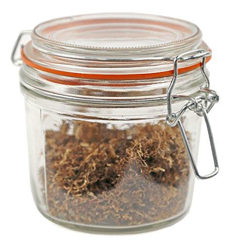 Aufbewahrungs Glas Drahtbügelglas usw Luftdicht und Geruchsdicht Einmachglas Bügelverschluss Vorratsdose Marmeladenglas Einmachglas Einweckglas