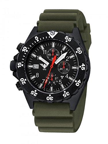 KHS Tactical Watches Shooter Chronograph KHS.SHC.DO Militär Armbanduhr