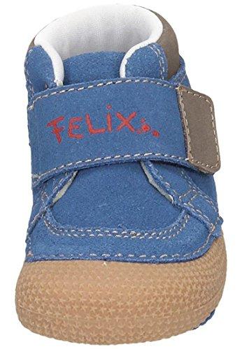 Felix der Hase Jungen Lauflernschuh Blau