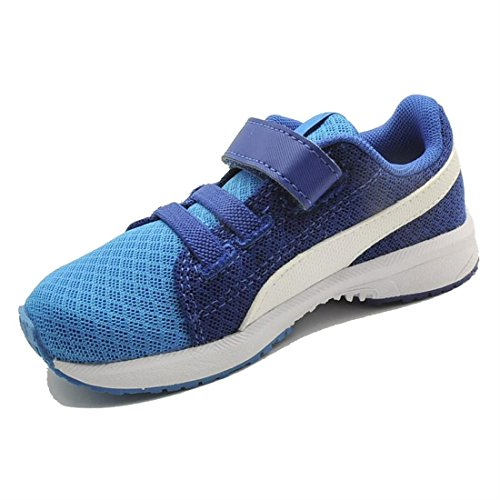 Puma , Mädchen Tennisschuhe Blau