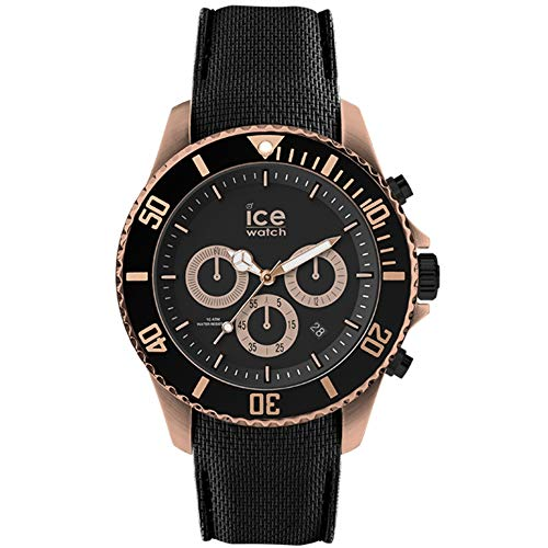 Reloj Ice-Watch IC016305 Ice Steel Hombre Negro Silicona