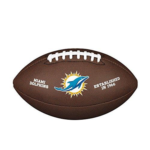 WILSON Logo Oficial de Miami Dolphins