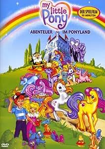 mein kleines pony abenteuer im ponyland der spielfilm jay bacal dvd blu ray. Black Bedroom Furniture Sets. Home Design Ideas
