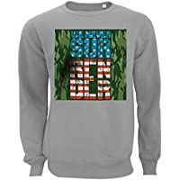 Catch T-Shirts - USA And Camouflage - We Never Surrender