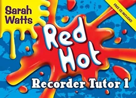 Red Hot: Recorder Tutor 1