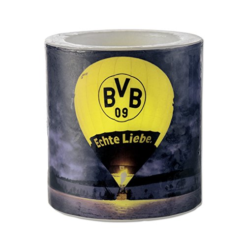 BVB-Weihnachtskerze one size