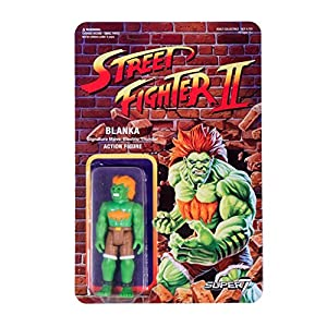 Blanka Street Fighter Action Figure 10 cm Collector Edition 3