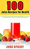 """Amazing recipes the whole family will enjoy. Designed by nutritional scientists to provide the vitamins and minerals your body needs to stay healthy. If you want to be healthy you must consume real fruits and vegetables. Juice up!""""These recipes are m..."""