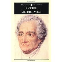 Goethe: Selected Verse by Johann Wolfgang von Goethe (1972-10-26)
