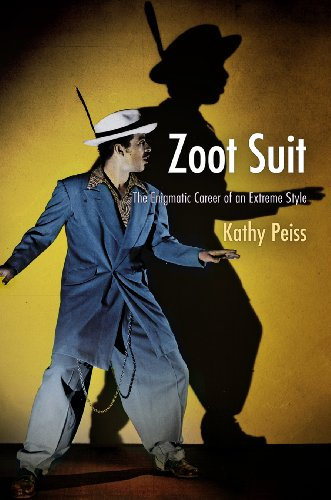 Fashion Zoot Suit (Zoot Suit: The Enigmatic Career of an Extreme Style (English Edition))