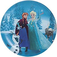 Luminarc 8021636 Frozen Winter Magi Plato a Postre Frozen Winter Magic Cristal diametre 20 cm-