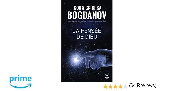 Amazon la pensée de dieu grichka bogdanov igor bogdanov