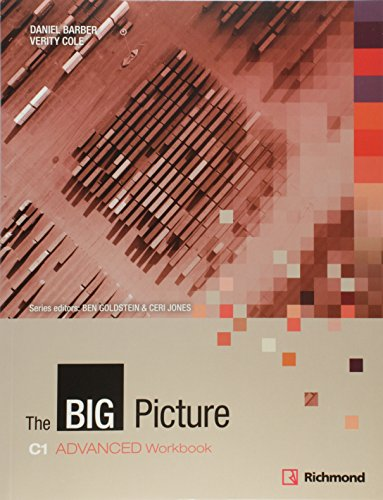 BIG PICTURE 5 WORKBOOK+CD ADVANCED [C1] (The Big Picture) -