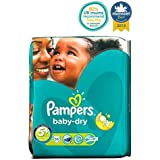 Pampers Taille De Baby-Sec 5 + Couches De Essential Pack - 35 Langes -