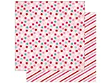 Authentique Lovestruck papier 12x 12quatre (25pièces)