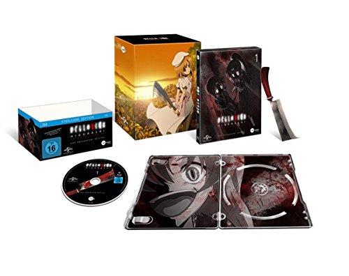 Higurashi Vol.1 (Steelcase Edition) [Blu-ray] Hd-podest
