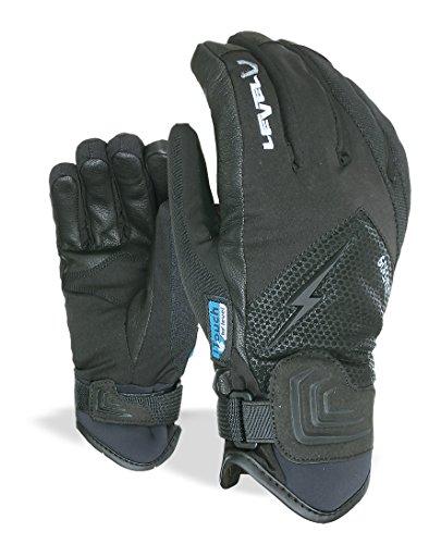 Level Herren Handschuhe I-Thunder Gore-Tex Black, 9