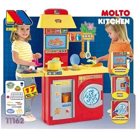 Molto - Cocina de juguete new line (11162)