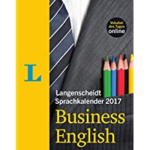 Langenscheidt Sprachkalender 2017 Business English - Abreißkalender