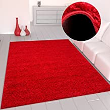 Tapis rouge salon for Amazon tapis de salon