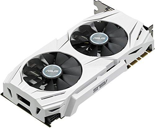 Asus Dual-RX480-O4G Gaming AMD Radeon Grafikkarte (4GB DDR5 Speicher, PCIe 3.0, HDMI, DVI, DisplayPort) - 6