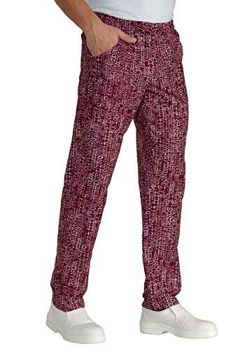 Isacco Pantalone con elastico City 03, City 03, L, 100% Cotone, 190 gr/m²
